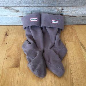 Hunter Fleece Boot Sock Size Medium